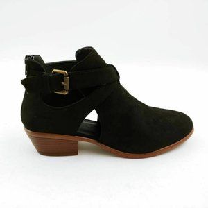 Wild Diva Manny-117 Ankle Boots Booties 6.5 New